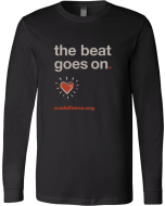 The Beat Goes On Long Sleeved