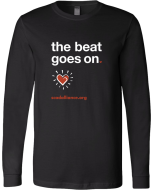 The Beat Goes On Long Sleeved Reverse